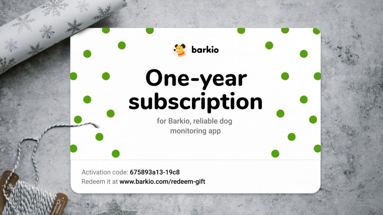 Barkio Premium Gift Card